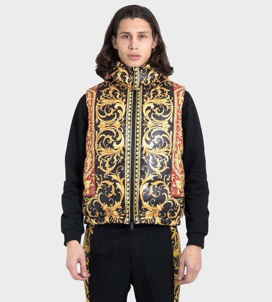 Barocco Puffer Jacket