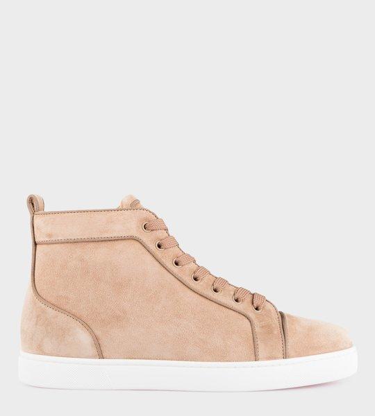 Christian Louboutin X FOUR Sneaker Mandorla