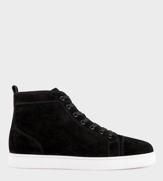 Christian Louboutin X FOUR Sneaker Black