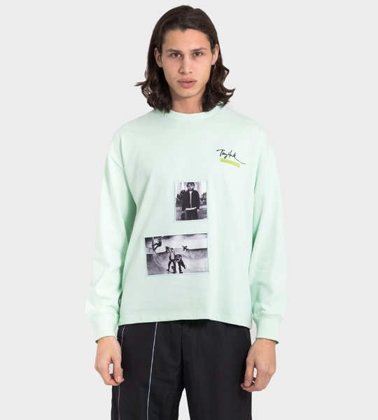 Tony Hawk X Anton Corbijn Sweater