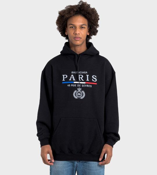 Paris Flag Hoodie