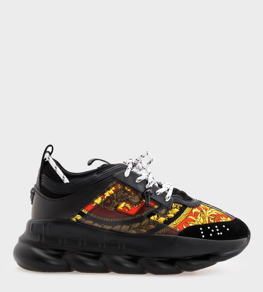 Chain Reaction Sneaker