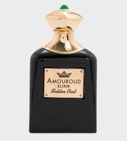 Golden Oud Perfume