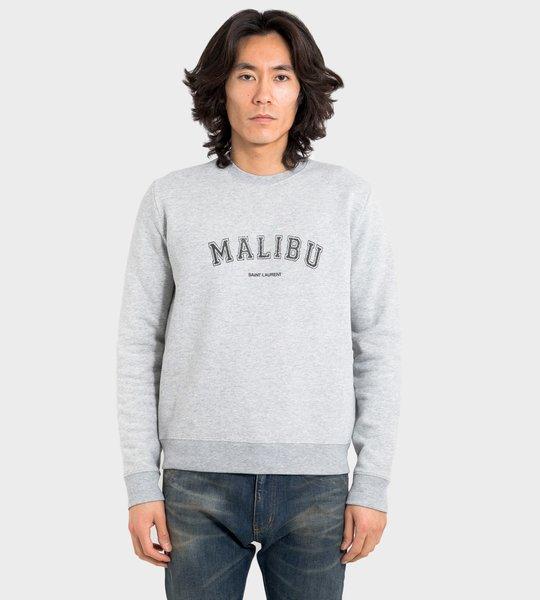 ''Malibu Saint Laurent'' Sweatshirt