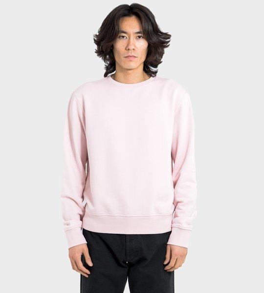 Dusty Pink Crewneck Jumper