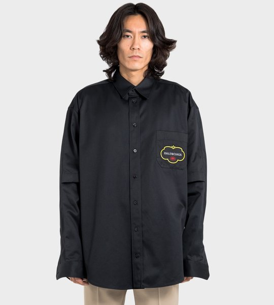 Double Sleeve Shirt