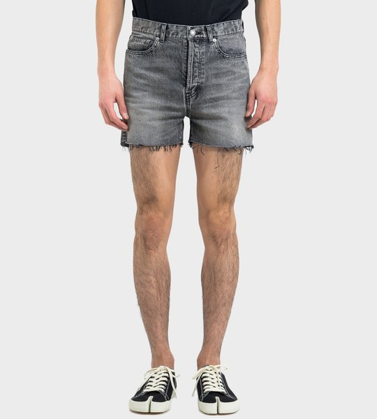 Raw Edge Shorts