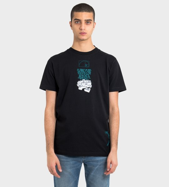 Diag Drippin Arrow T-Shirt