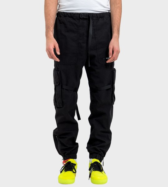 Parachute Cargo Pants