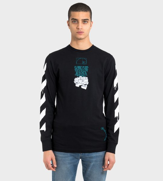 Dripping Arrows Incompiuto Sweatshirt