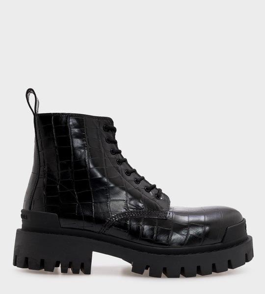 Strike 20MM Boot Black