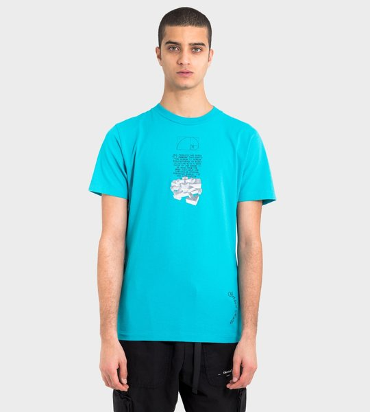 Diag Drippin Arrow T-Shirt
