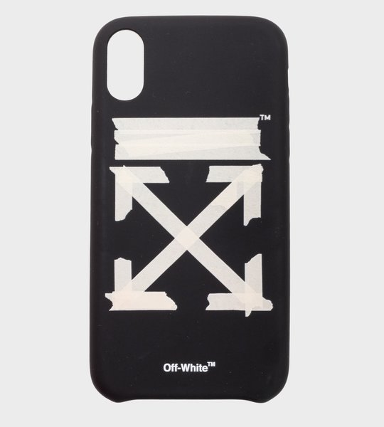 Tape Arrows Iphone  XS Case