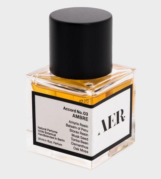 Accord No.03:  Amber