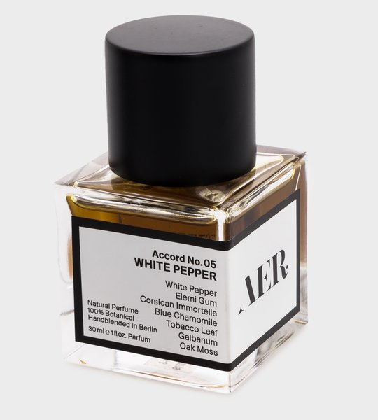 Accord No.05: White Pepper