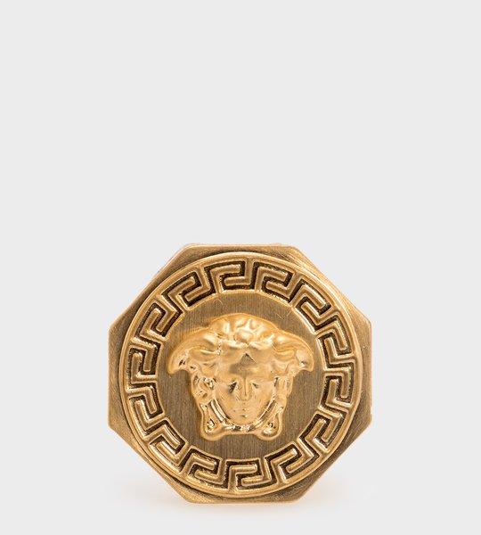 Greca And Medusa Ring