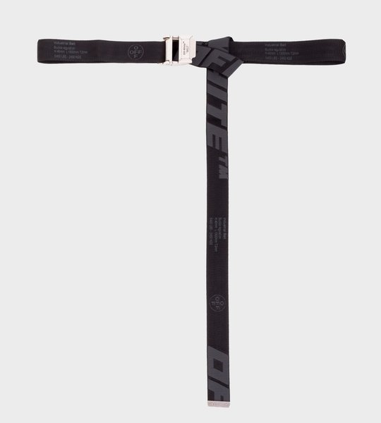 Black 2.0 Industrial Belt