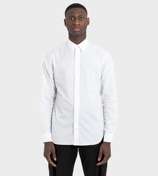 """""""Dior Oblique"""" Dévoré Effect Shirt"""