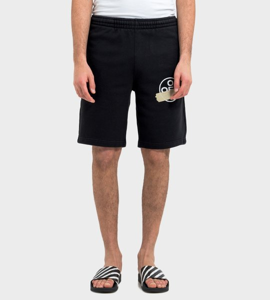 Tape Arrows Sweat Shorts
