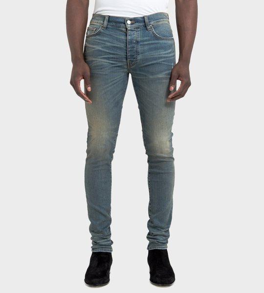Stack Jeans Dark Crafted Indigo