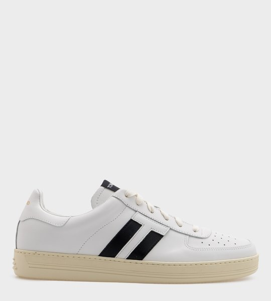 Leather Radcliffe Low Top Sneakers White