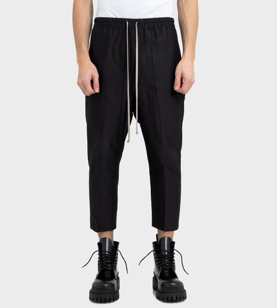 Tecuatl Drawstring Cropped Pants