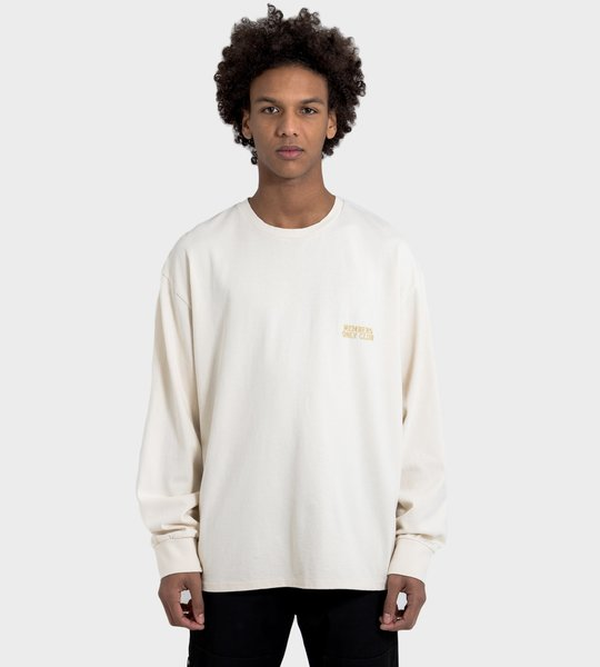 FOUR Members Only Club Longsleeve T-Shirt