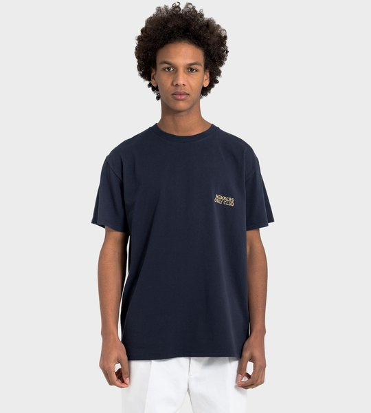 FOUR Members Only Club T-Shirt Blue
