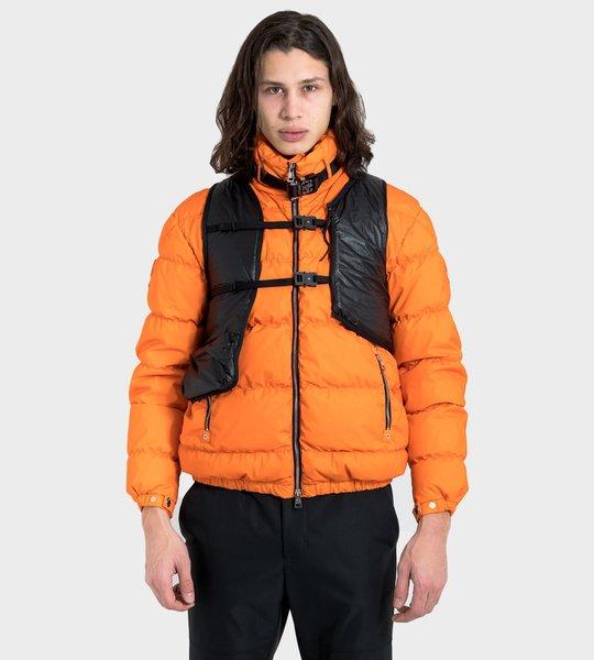 6 Moncler X 1017 Alyx 9SM Vest Orange