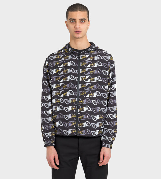 Biggie Print Jacket