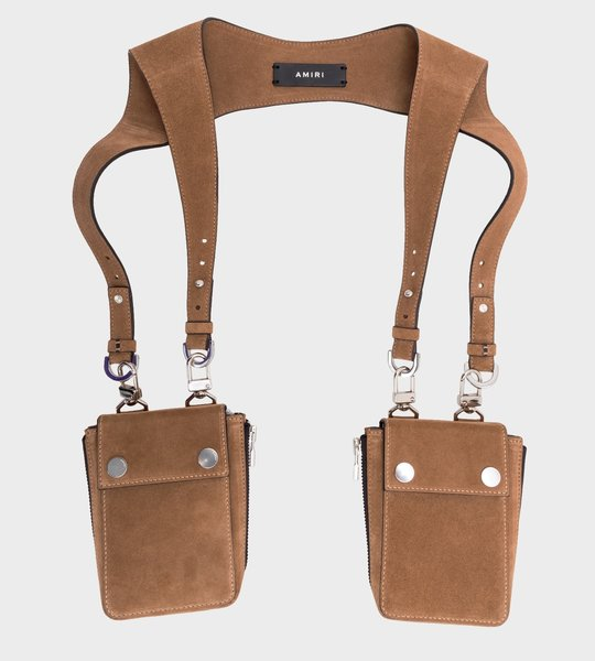 Harness Bag Brown