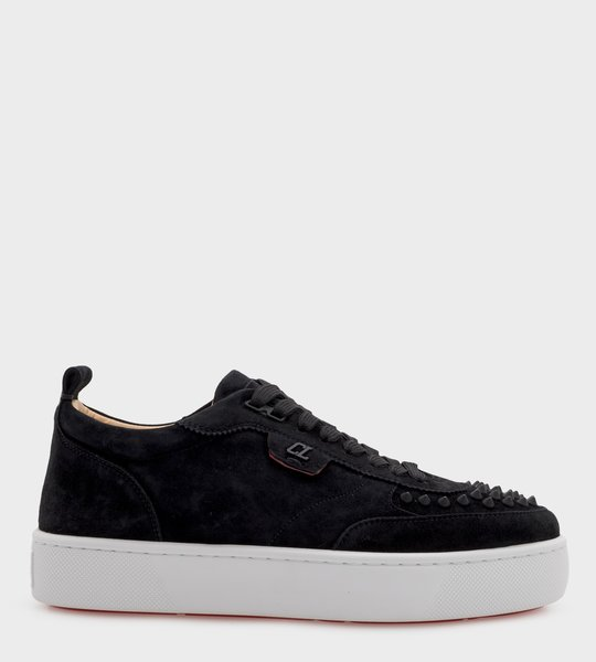 Happyrui Spikes Sneaker Black