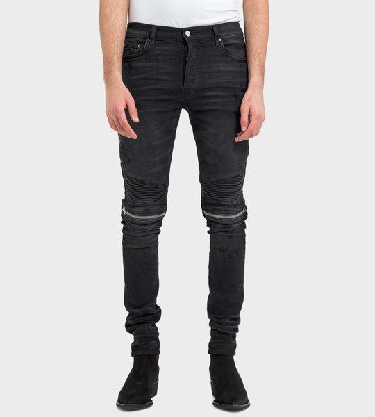 MX2 Jeans Rough Black