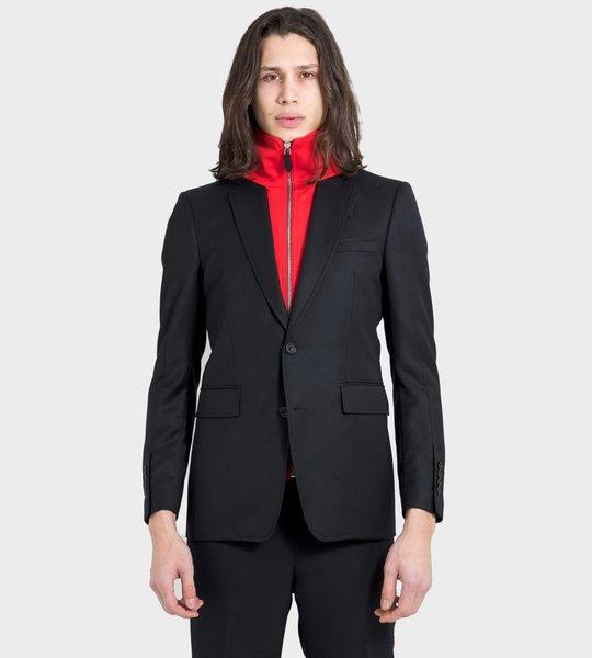 Notched Jacket