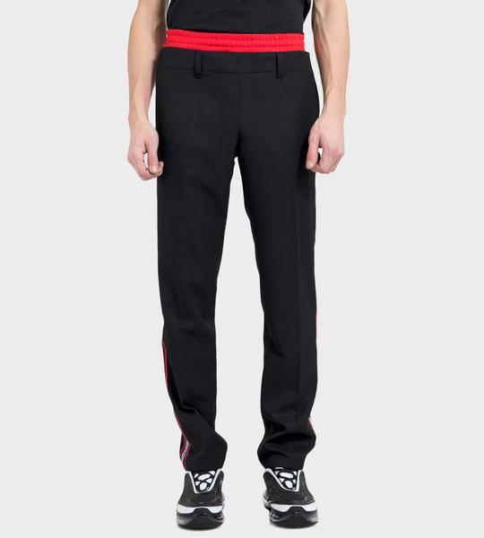 Notched Pants