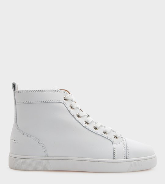 Louis Calf Sneakers White