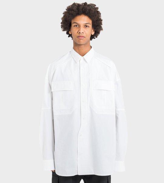 Shirt White On White