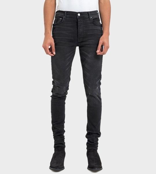 Stack Skinny Jeans Black