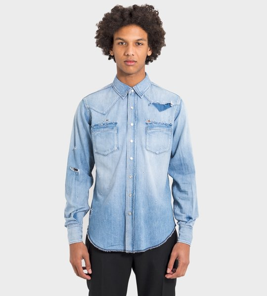 Denim Shirt Multi