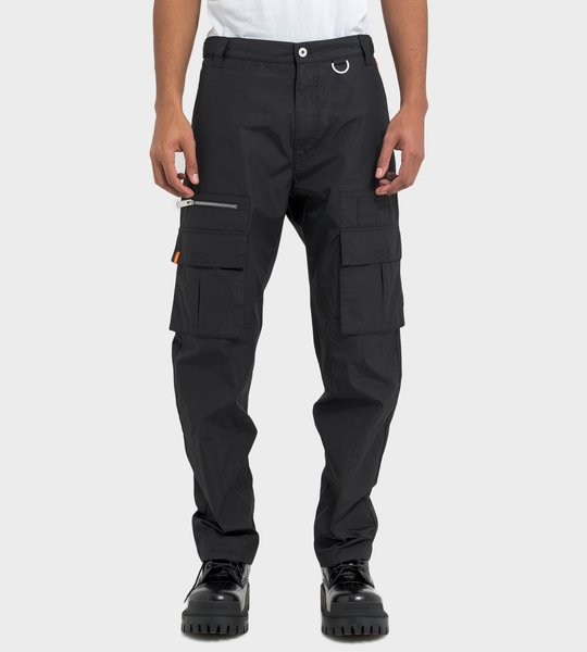 CTNMB Concrete Jungle Cargo Pants Black