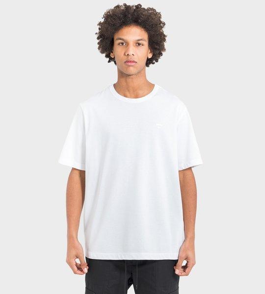 T-shirt White On White