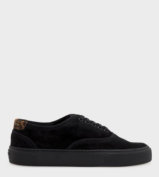 Venice Low Top Black