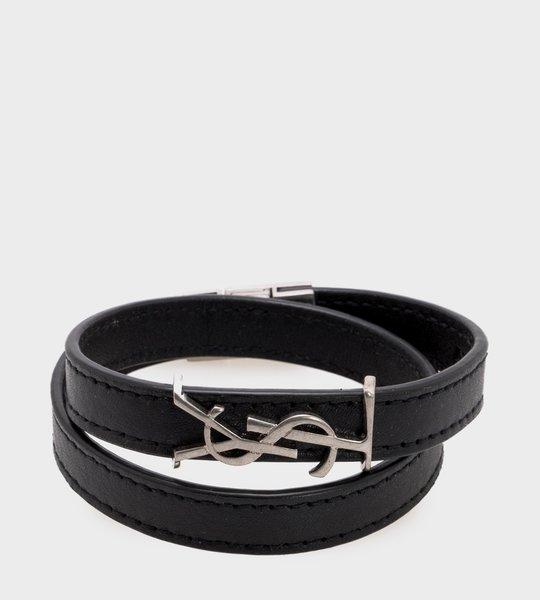Bracelet Logo Black