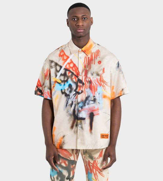 Robert Nava Printed Shirt