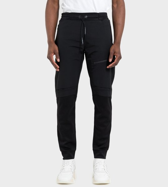 Technical Pants Black