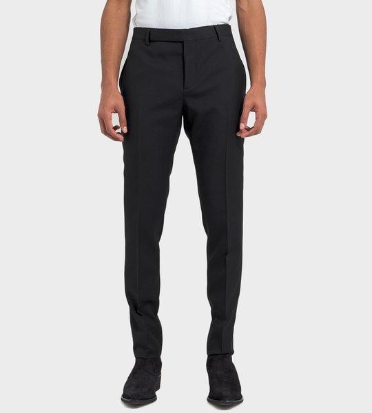 Tailored Pants Black
