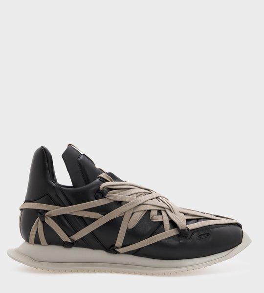 Tecuatl Sneakers Black