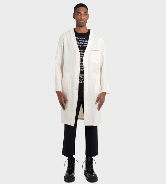 Coat Ecru