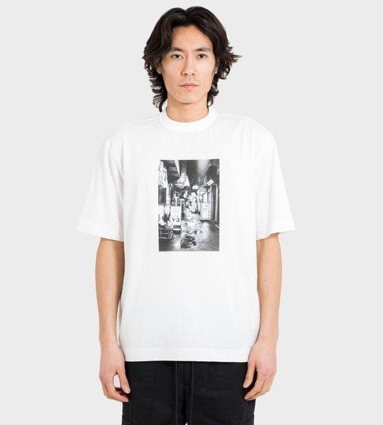 Shirt White Street