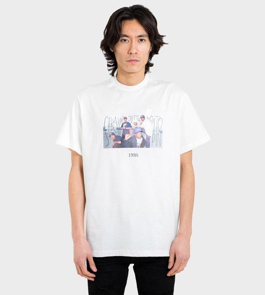 Compton T-shirt White